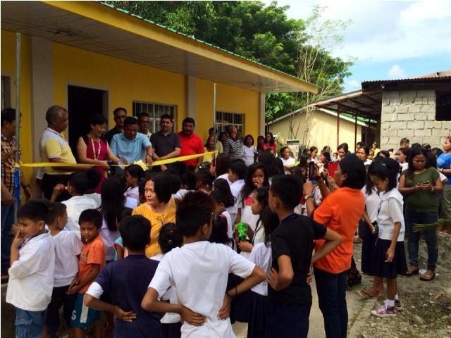 Inauguration of 2 School Building San Vicente (4)