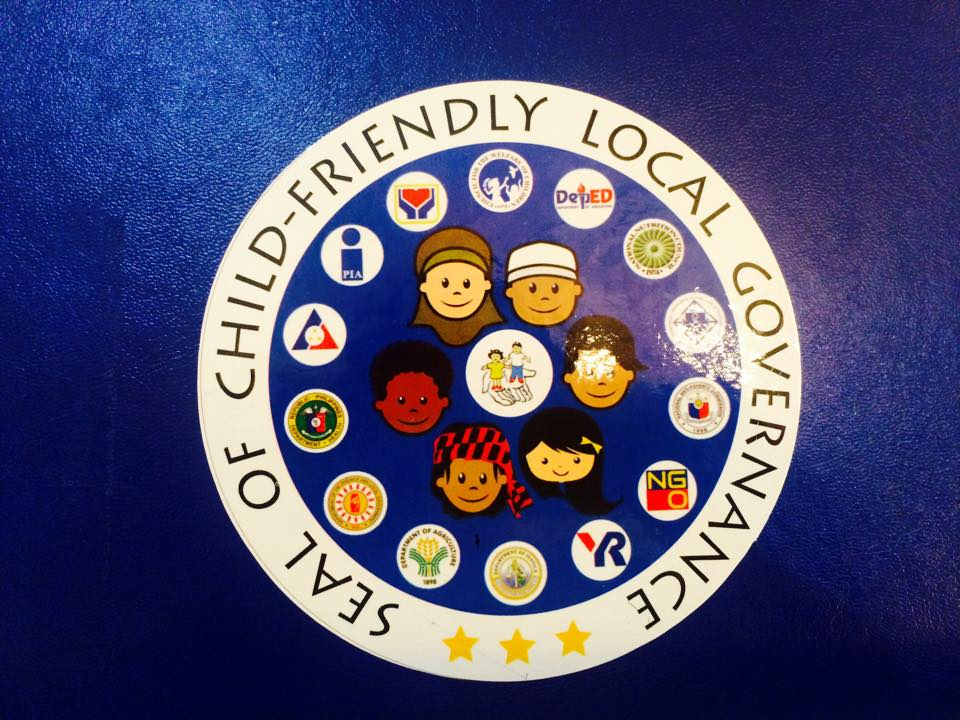2015 Seal of Child-Friendly Local Governance (1)