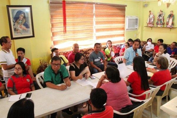 2018 Asingan Town Fiesta Executive Committee (1)