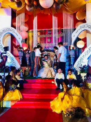 2019 Kankanen Festival Coronation night (10)