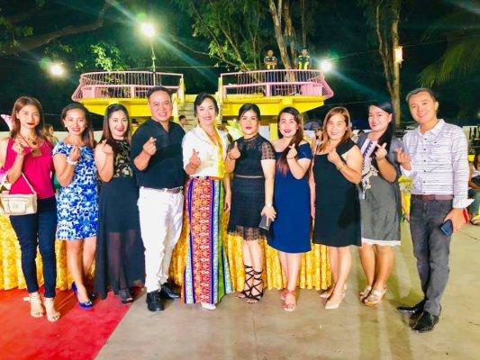 2019 Kankanen Festival Coronation night (3)