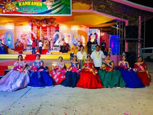 2019 Kankanen Festival Coronation night (6)