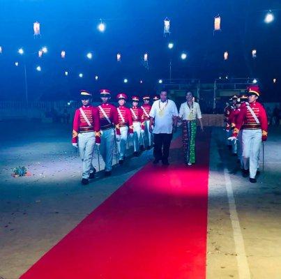 2019 Kankanen Festival Coronation night (7)