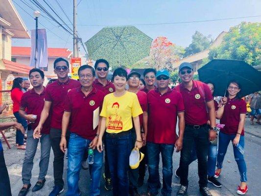 2019 Kankanen Festival Grand Parade (1)