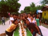 Ariston East Barangay Fiesta Boodle Fight  (5)