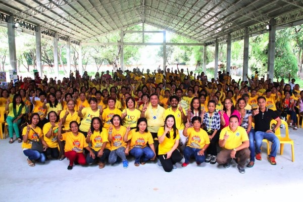Asingan OFW families were treated to a day of fun (1)
