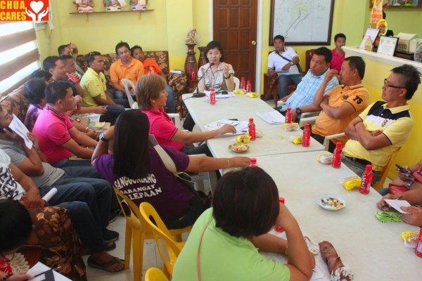 Asingan Town Fiesta Executive Committee meeting (1)