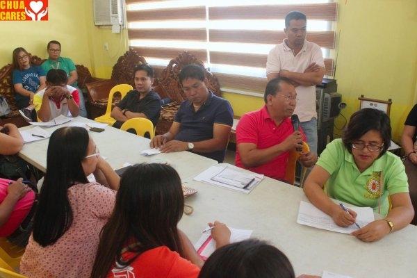 Asingan Town Fiesta Executive Committee meeting (2)