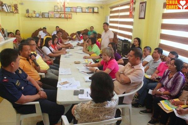 Asingan Town Fiesta Executive Committee meeting (4)