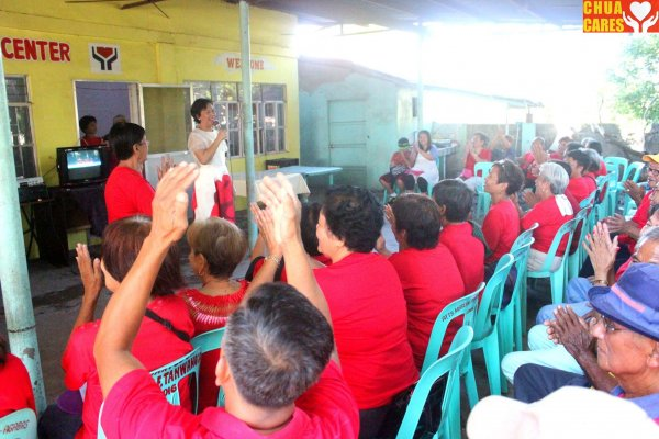 Barangay Baro Annual Senior Citizen Week Celebration 1