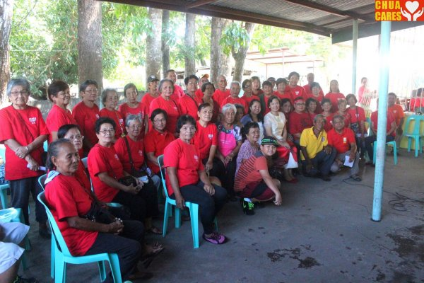 Barangay Baro Annual Senior Citizen Week Celebration 2