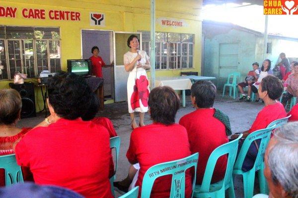 Barangay Baro Annual Senior Citizen Week Celebration