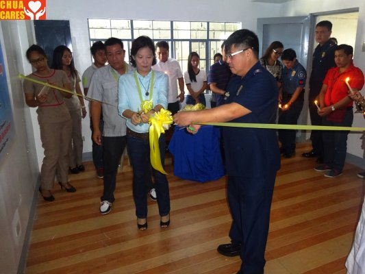 Blessing and Inauguration of the PNP Asingan 2nd Floor (1)