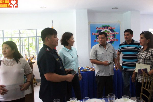 Blessing and Inauguration of the PNP Asingan 2nd Floor (10)