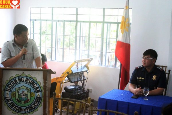 Blessing and Inauguration of the PNP Asingan 2nd Floor (11)