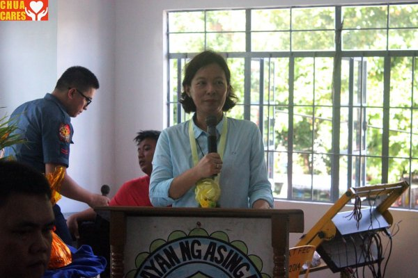 Blessing and Inauguration of the PNP Asingan 2nd Floor (12)