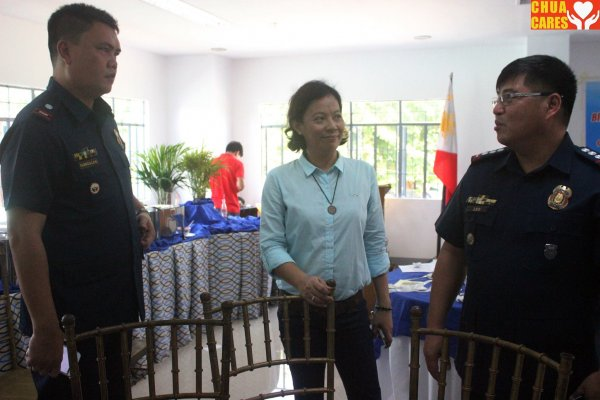 Blessing and Inauguration of the PNP Asingan 2nd Floor (3)