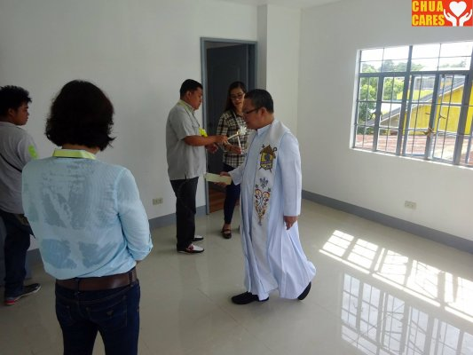 Blessing and Inauguration of the PNP Asingan 2nd Floor (4)