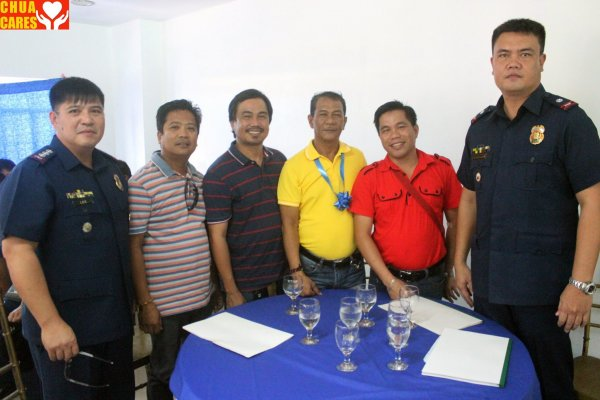 Blessing and Inauguration of the PNP Asingan 2nd Floor (5)