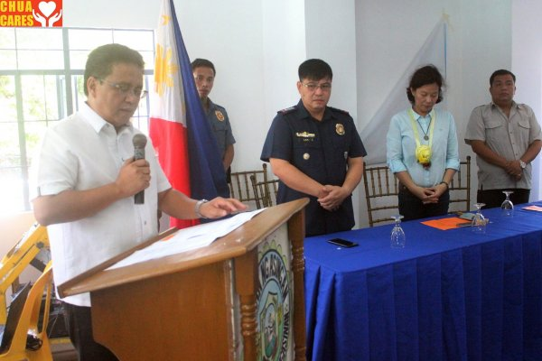Blessing and Inauguration of the PNP Asingan 2nd Floor (8)