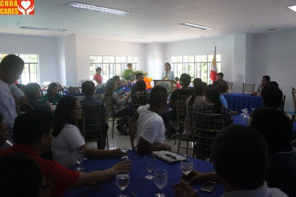 Blessing and Inauguration of the PNP Asingan 2nd Floor (9)
