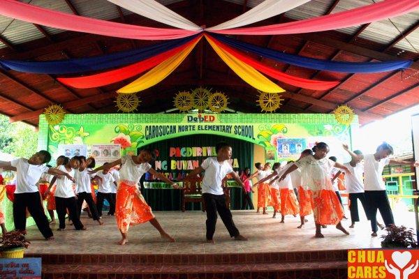 celebration of the Buwan ng Wika (2)