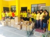 Distribution of Learning materials for all the day care pupils  (2)