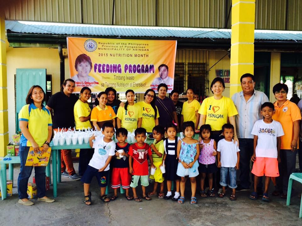 Feeding program at Ariston Este Elementary School (1)