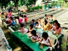 Feeding program at Bobonan Elementary School (9)