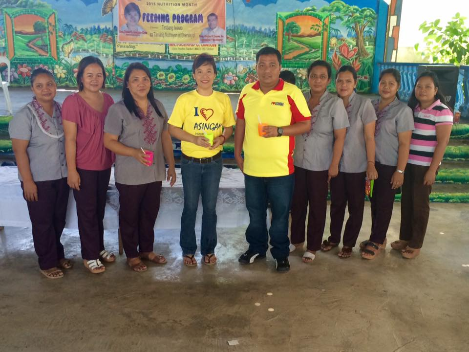 Feeding program at Sanchez-Cabalitian Elementary (23)