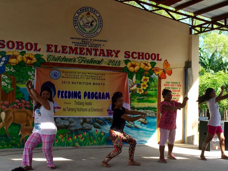 Feeding program at Sanchez-Cabalitian Elementary (4)