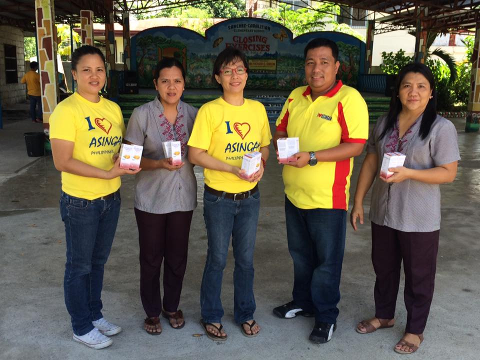 Feeding program at Sanchez-Cabalitian Elementary (8)