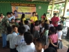 Feeding Program, Turn over of 1 set sound system  (2)