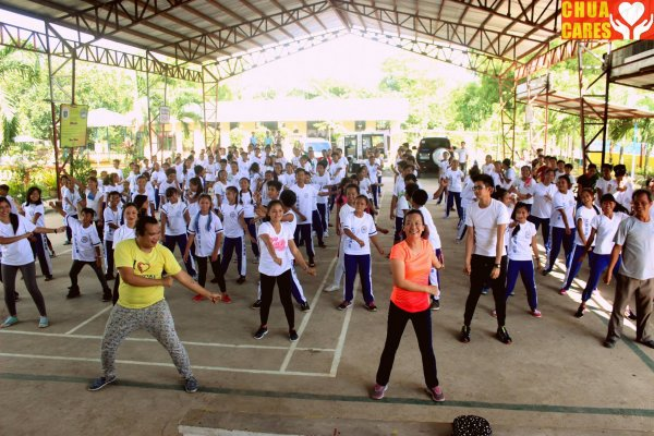 Hataw Sayaw at Carosucan Sur National High School (1)