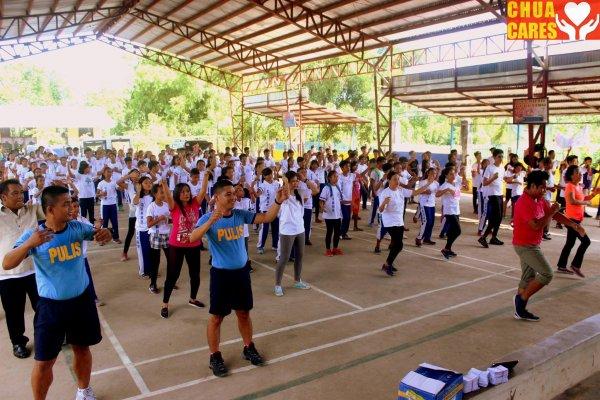 Hataw Sayaw at Carosucan Sur National High School (2)