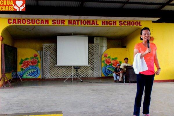 Hataw Sayaw at Carosucan Sur National High School (3)
