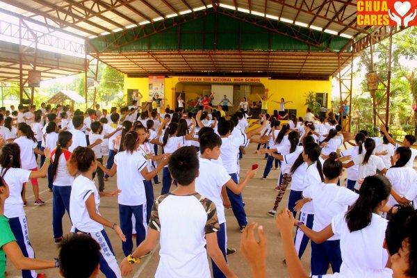 Hataw Sayaw at Carosucan Sur National High School (4)