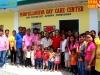 inauguration of the Pedro Villanueva Day Care Center (1)