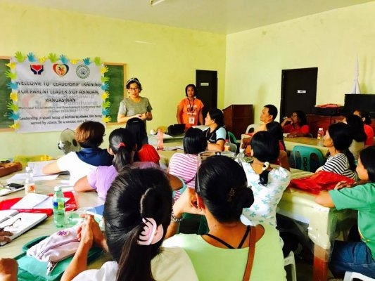 Leadership Training for Parent Leaders of 4Ps (1)