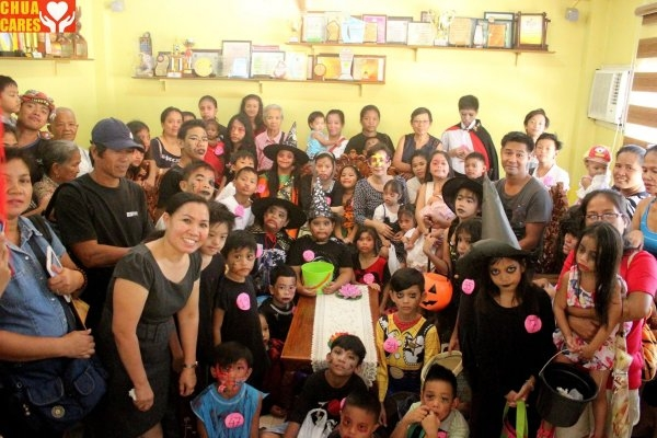 LGU Asingan trick-or-treat event (1)