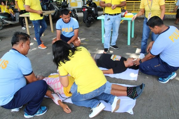 Nationwide Simultaneous Earthquake Drill (1)