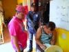 Mayor Carlos Lopez Jr muling binisita ang 21 barangay (2)