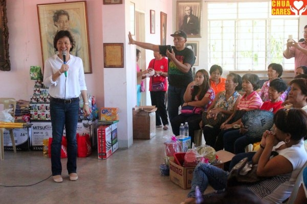 OFW-Family Association Christmas Party (2)