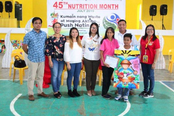 Puso ng saging Nutrition Month 2019 (1)
