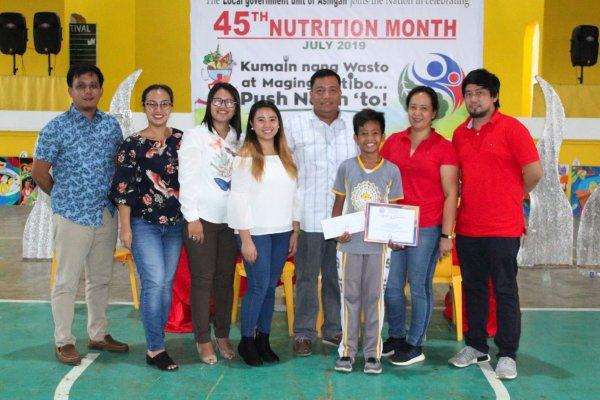 Puso ng saging Nutrition Month 2019 (3)