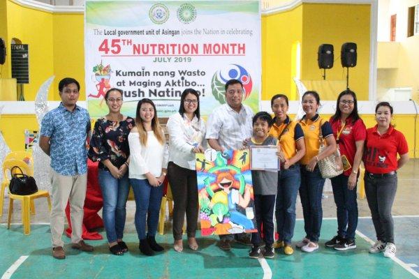 Puso ng saging Nutrition Month 2019 (5)