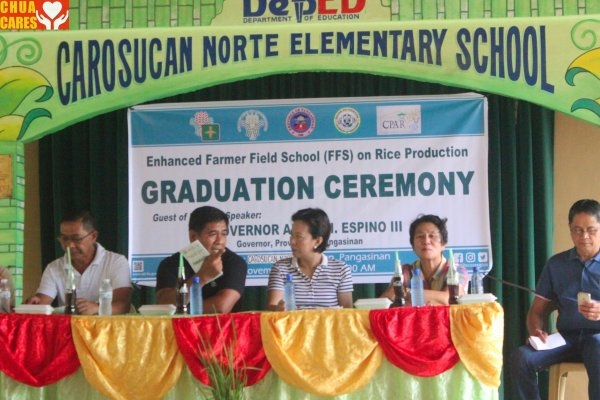 Rice Production Graduation Ceremony (1)