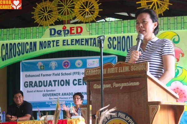 Rice Production Graduation Ceremony (3)