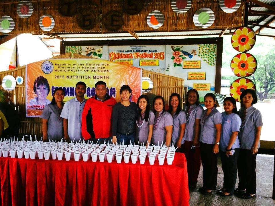 T Gante elementary School Feeding Program (1)