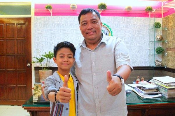 Vanjoss Homecoming dinagsa ng mga taga-hanga (1)
